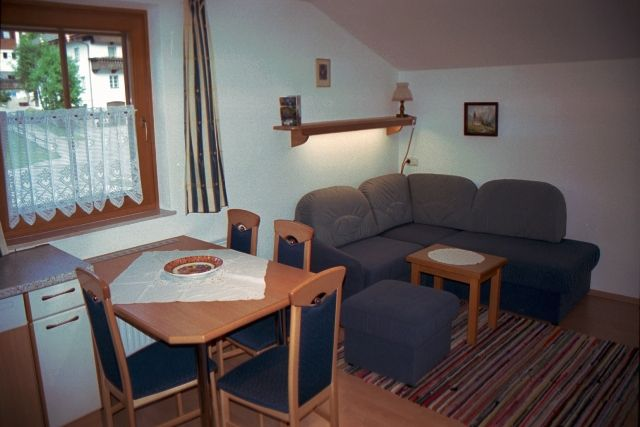 Küche FeWo Nr. 3 - Apartments Weilerhof - Daniela u. Pepi Scherer Obertilliach