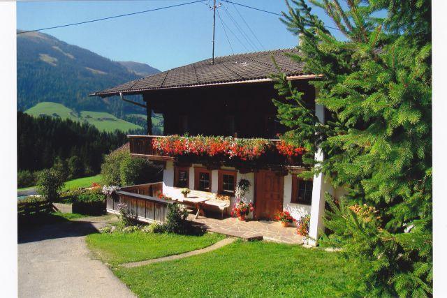 Bauernhof Fuersten Alpbach