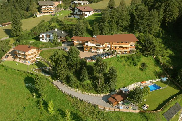 Romantik Aparthotel Sonnleitn **** St. Johann in Tirol