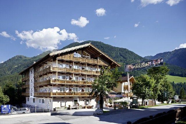 Hotel Steiger Ostansicht - Hotel Steiger Neukirchen