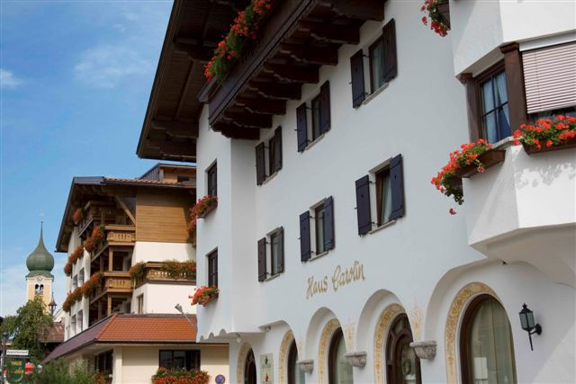 Apparthaus Carolin Westendorf Brixental Tirol - Apartments Carolin Westendorf Westendorf