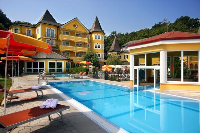 Schloessl  Hotel  Kindl  Bad Gleichenberg