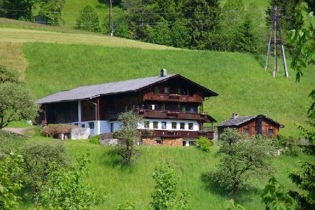 Moserhaeusl Alpbach