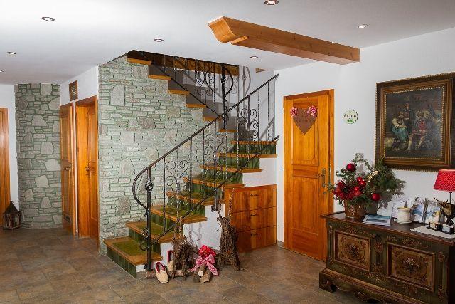 Eingangsbereich - Haus Hirschpoint Faistenau