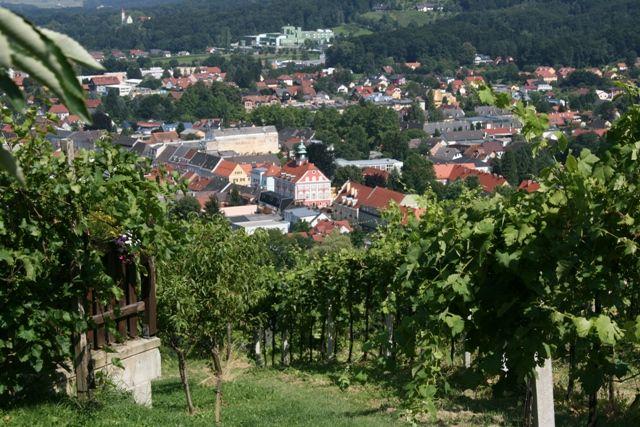 Deutschlandsberg - Schilcherheimat Steiermark