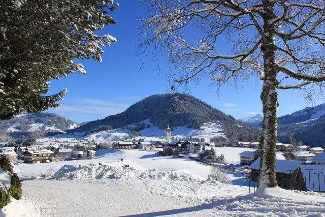 Hittisau im Winter - Hittisau Vorarlberg