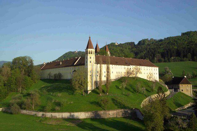 Benediktinerstift St. Paul - Lavanttal Kaernten