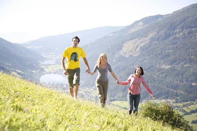 Wandern Urlaub Feld am See Kärnten Österreich - Feld am See Kaernten