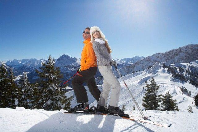 Erleben Sie grenzenloses Wintervergnügen in der Naturparkregion Reutte! - Naturparkregion Reutte Tirol