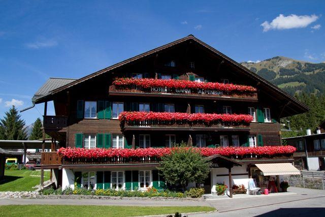 Hotel Garni Alpenruh - Lenk Lenk