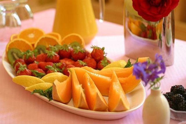 Obstfrühstück - Haus Sedlmayr F***** Bad Toelz