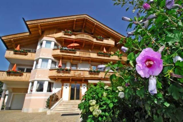 Hausansicht - Appartements Austria Mayrhofen