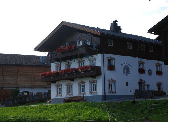 Haus von außen - Bucherhof Obertilliach