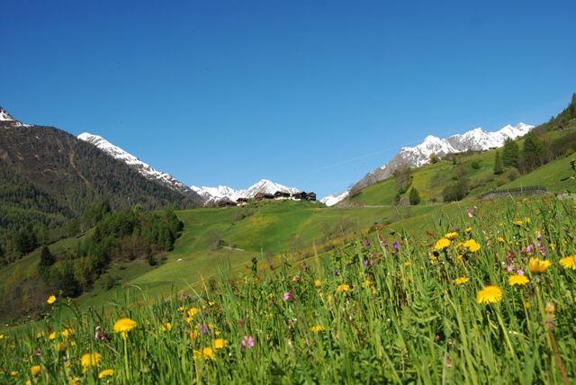 Bergwanderdorf Prägraten 1.312 m - Praegraten am Großvenediger Tirol