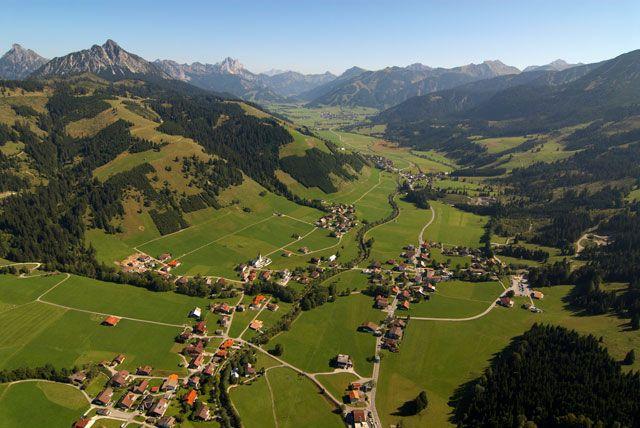 Schattwald Tirol