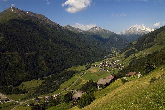 Sommer in St. Jakob - St. Jakob im Defereggental Tirol