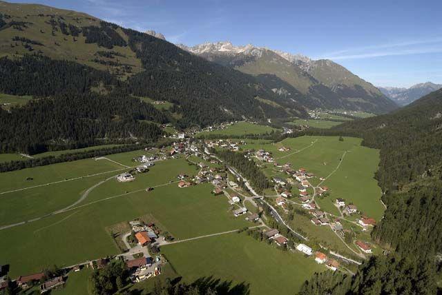 Bach-Stockach Tirol