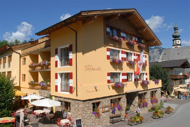 Unser Hotel zu Weihnachten - Stockerwirt Reith im Alpbachtal
