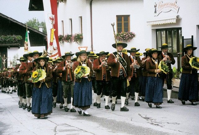 Musikkapelle Sistrans - bekannt für Qualität - Sistrans Tirol