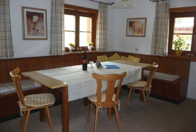Wohnküche Obergeschoß - BAVARIA - ALM St.Jakob im Defereggental