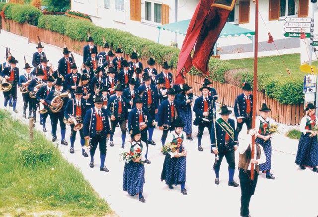 Prozession - gelebte Kultur - Rinn/Judenstein Tirol