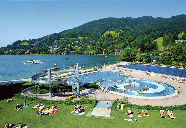 See- und Warmbad in Rottach-Egern, das Erlebnisbad für die ganze Familie - Rottach-Egern Bayern