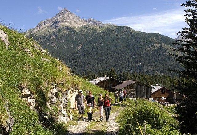Wanderbares Lechtal - die Berge der Lechtaler und Allgäuer Alpen sind an Schönheit und Abwechslung kaum mehr zu überbieten! - Lechtal Tirol