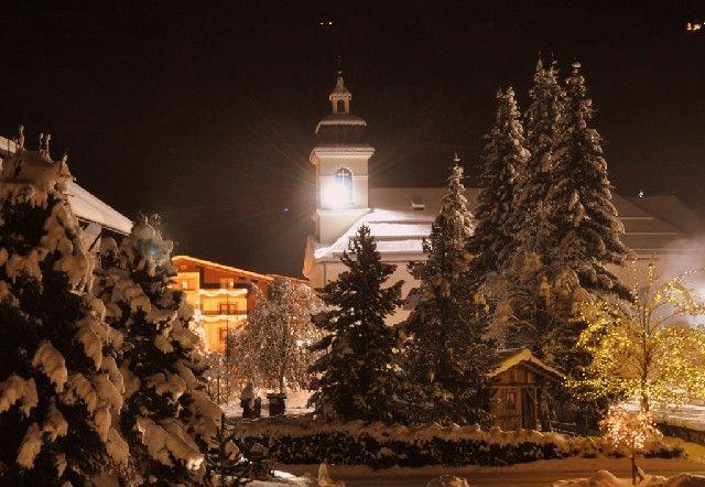 Weihnachtsstimmung in St. Jakob im Defereggental - Defereggental Tirol