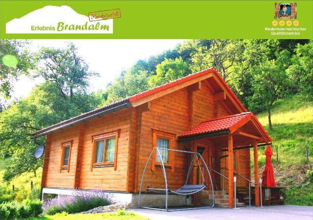 """110906_Haus - Ferienhaus """"Erlebnis Brandalm"""" Puchenstuben"""