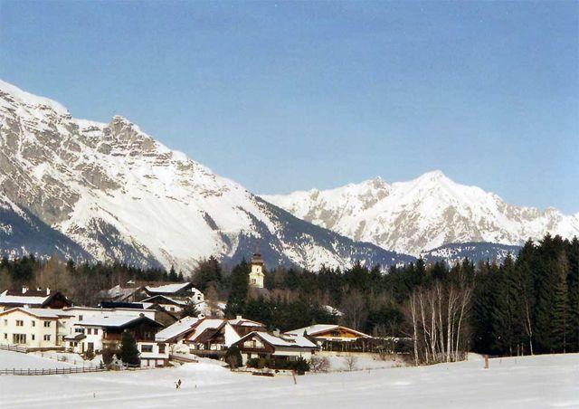 Rinn - mit Blick auf Judenstein - Rinn/Judenstein Tirol