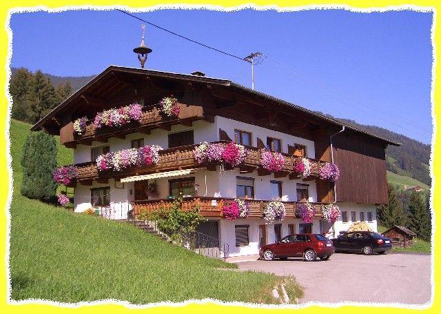 Appart Schwemberghof - Apart Schwemberghof - Zillertal Fuegenberg / Hochfuegen