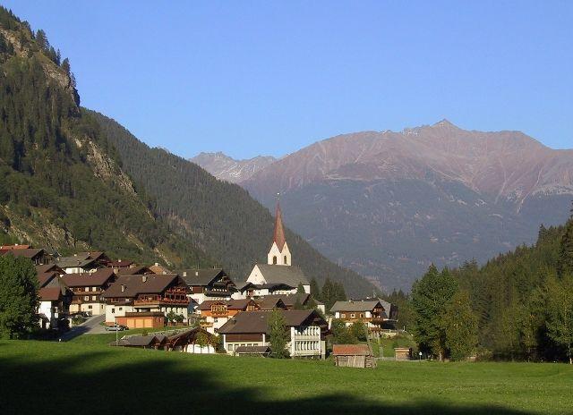 Sommer in Hopfgarten - Hopfgarten im Defereggental Tirol