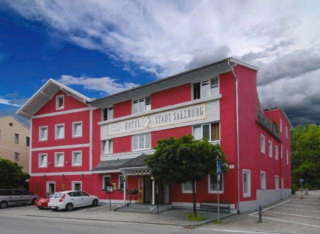 Aussenansicht - Hotel Stadt Salzburg Bad Ischl