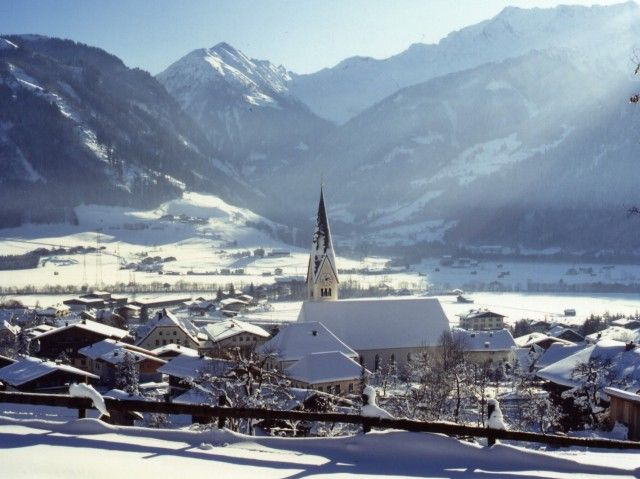 Ferien im Schnee - ganz nach Ihrem Geschmack - bietet Ihnen das verträumte Feriendorf Uttendorf/Weißsee! - Uttendorf / Weißsee Salzburg