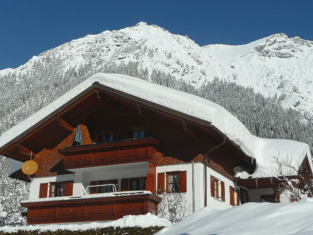 Haus Dönz - Kloesterle Haus Doenz Zimmer Kloesterle am Arlberg