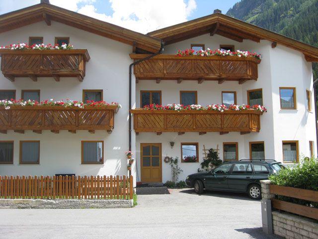 Ferienhaus Ragg Kaunertal/Tirol - Ferienwohnungen Ragg Kaunertal