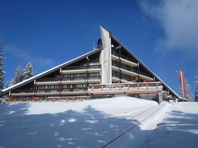 Berghotel Hinterstoder - mitten im Skigebiet 1400m Hinterstoder