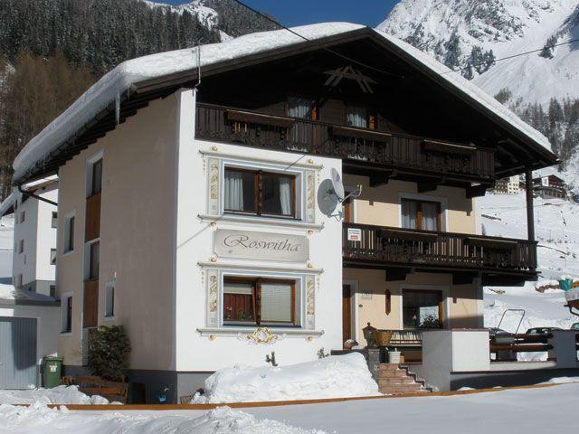 Haus Roswitha Laengenfeld