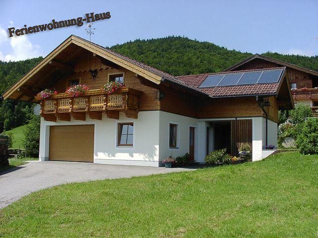 Ferienwohnung-Haus Wintersteller - Haus Wintersteller St. Wolfgang