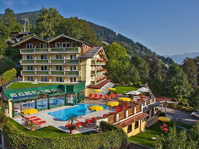 Ruhig gelegen in einer ruhigen Vorzugslage präsentiert sich das Hotel Berner in Zell am See. - Hotel Berner Zell am See**** Zell am See