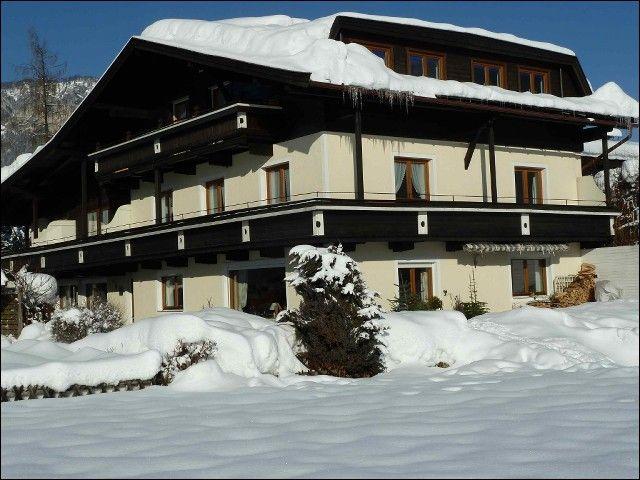 Appartementhaus Astl im Winter - Appartementhaus Astl St. Johann in Tirol