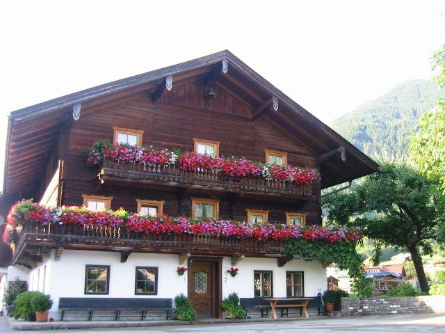 Unser Bauernhaus - Schustererhof Stumm
