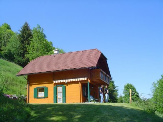 Almchalet Orter Steindorf am Ossiacher See