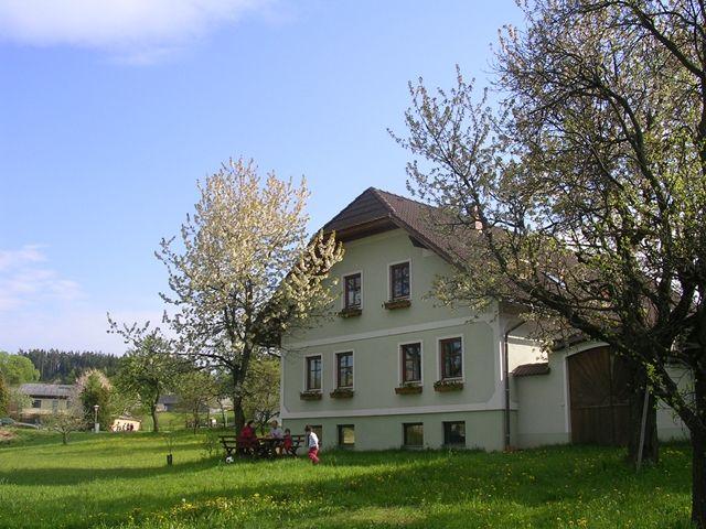 Hausfoto - Biohof Mayerhofer Groß Gerungs