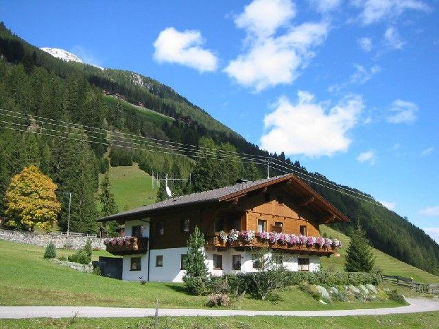 Haus Montana St. Jakob im Defereggental
