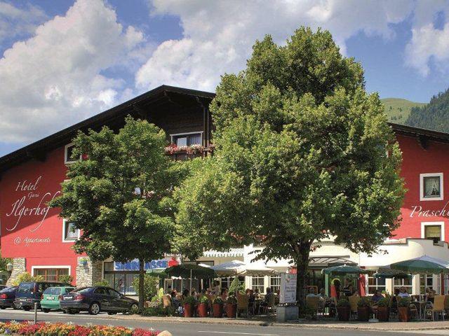 Hotel Garni ILGERHOF Walchsee