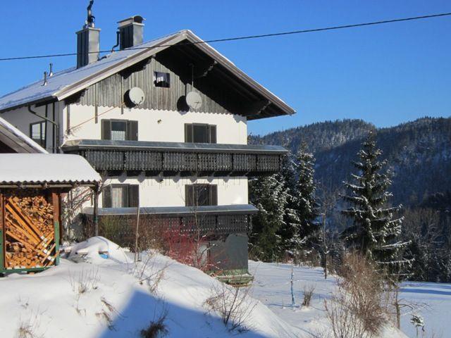 Ferienwohnung Maria Oberascher - Maria Oberascher Faistenau