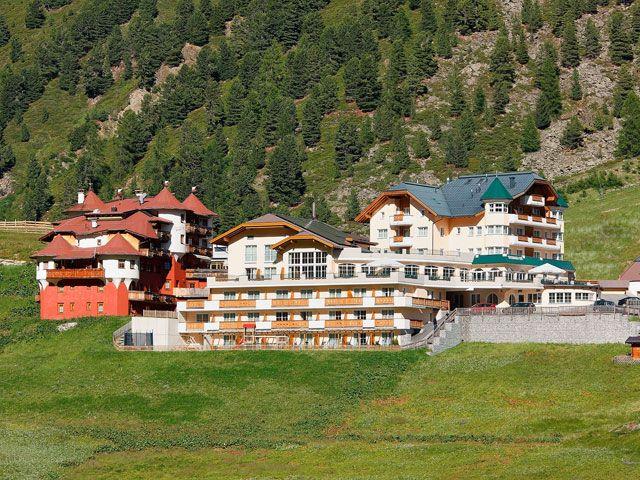 Alpenaussicht Obergurgl-Hochgurgl