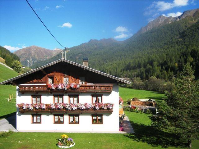Ferienhaus Saxerhof St. Jodok