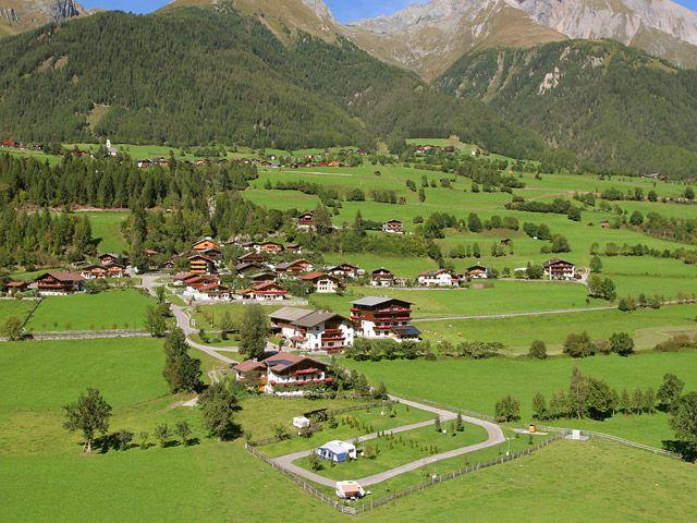 Habererhof Virgen in Osttirol